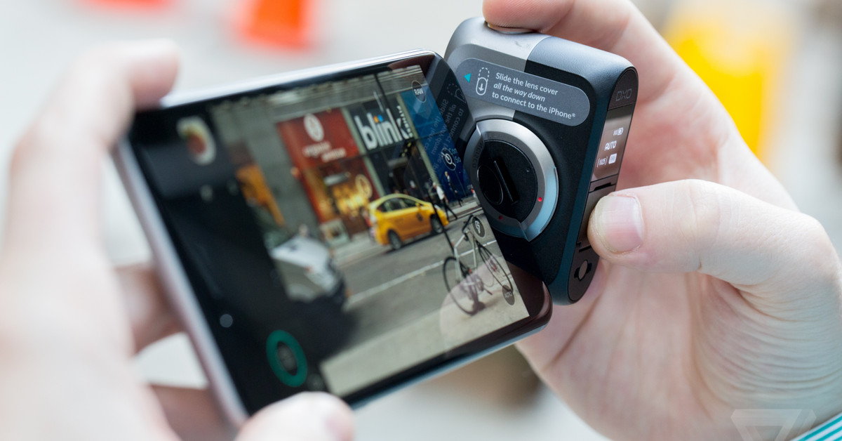 DxO's detachable smartphone camera is finally coming to Android