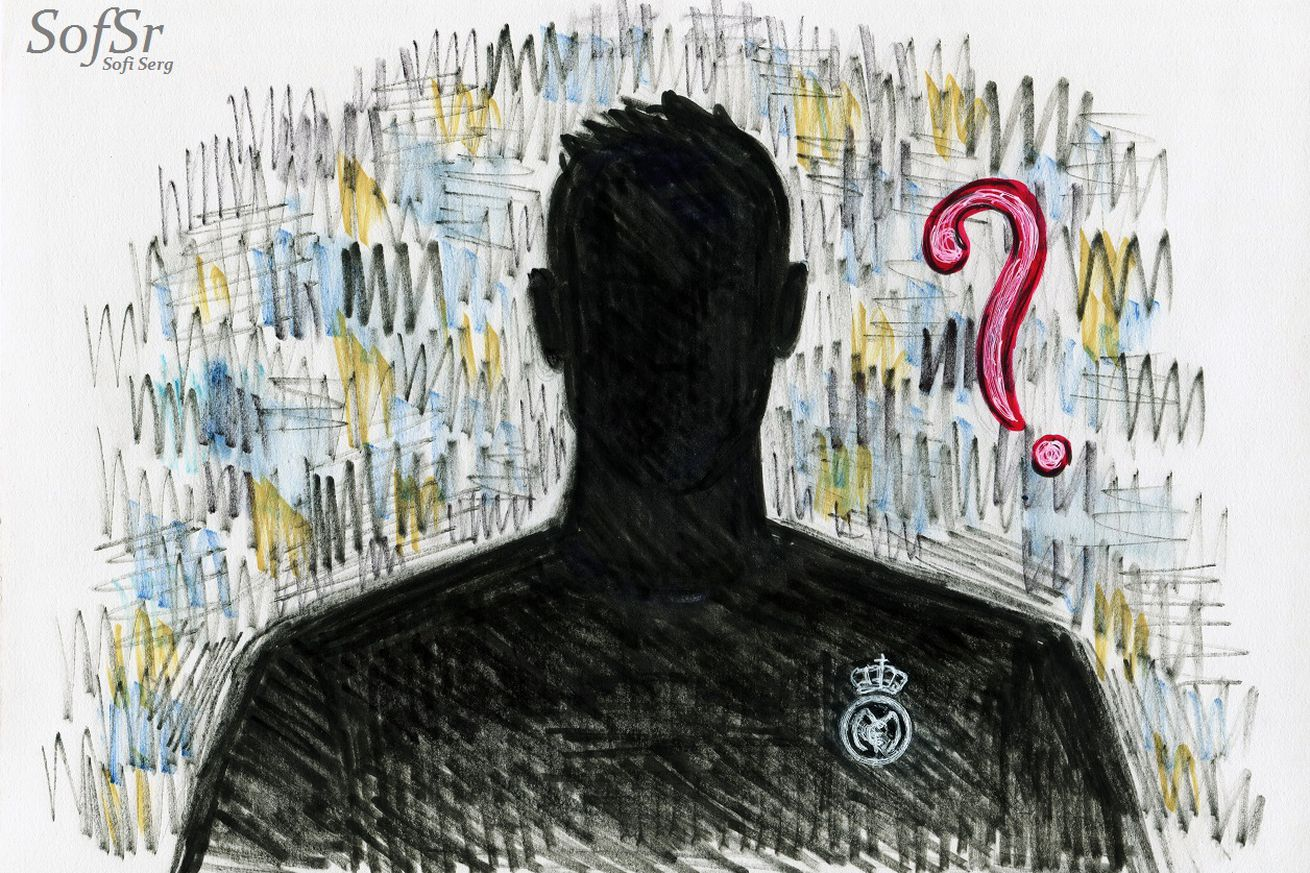 An Illustrated Poem: The Next Sensational Real Madrid Signing