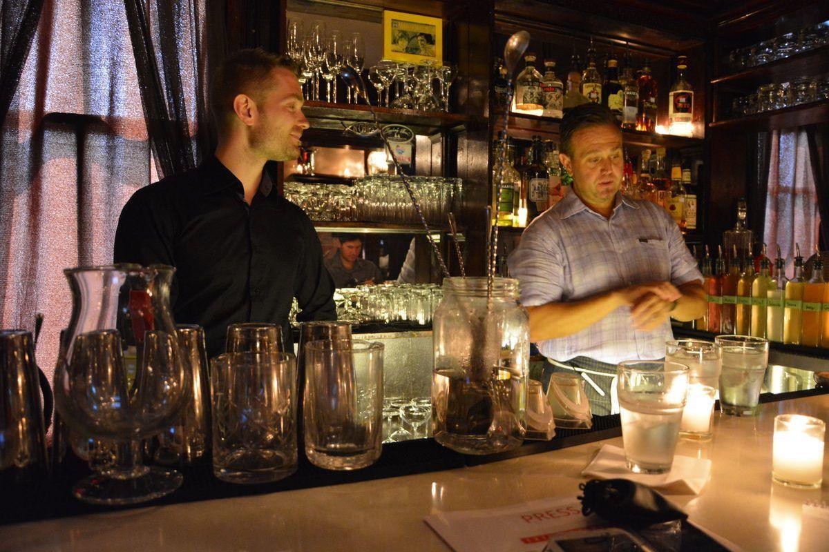Jerome Susini and Todd Thrasher.