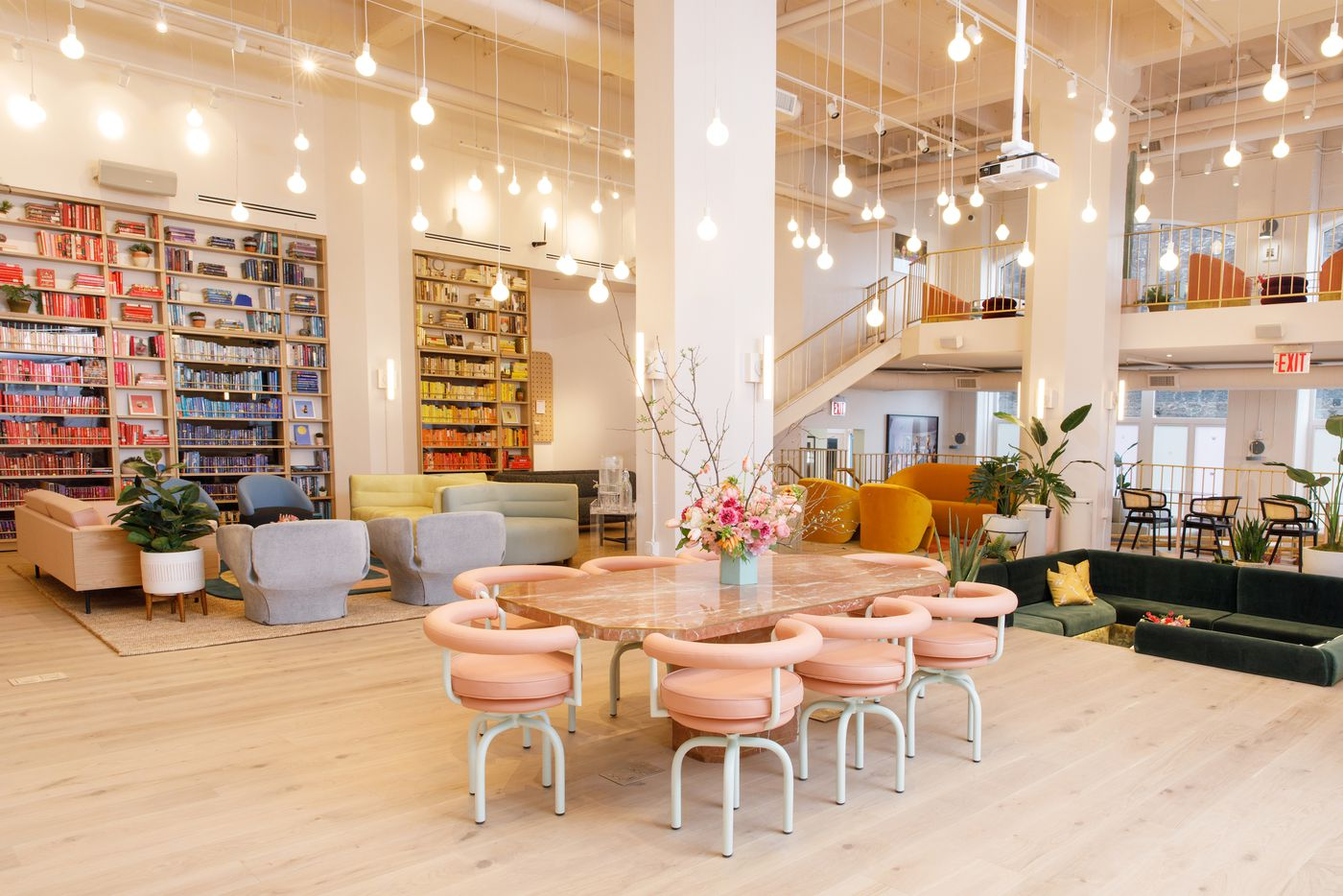 Why social clubs are the next big thing in coworking - Curbed