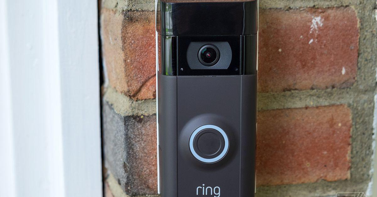 Ring video doorbells recalled over fire concerns
