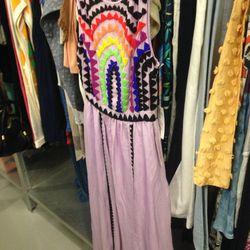 Mara Hoffman gown, $488 (was $1,222)