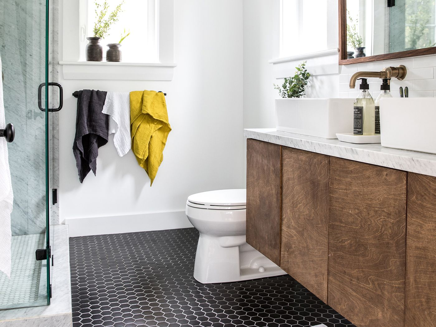 The Best Flooring Options For Bathrooms This Old House