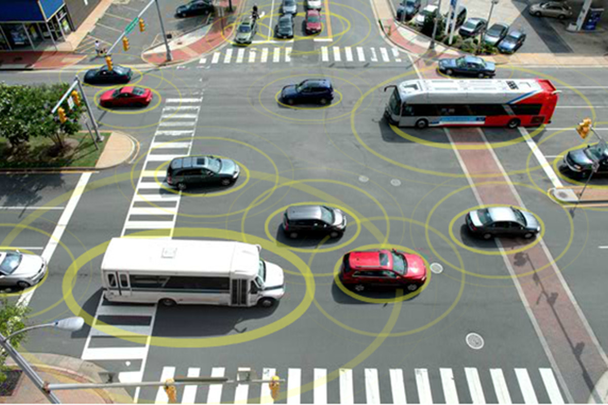 connected cars (department of transportation)