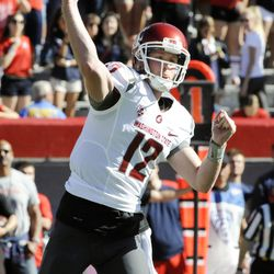 Connor Halliday just keeps on getting better