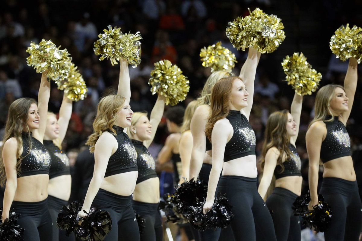 NCAA Basketball: ACC Conference Tournament-Syracuce vs Wake Forest