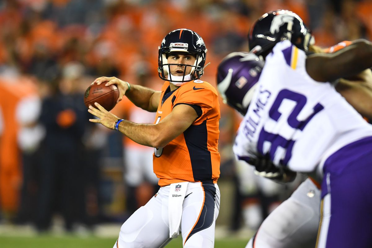 newest b617e 60d2f Chad Kelly might be passing Paxton Lynch after a great ...