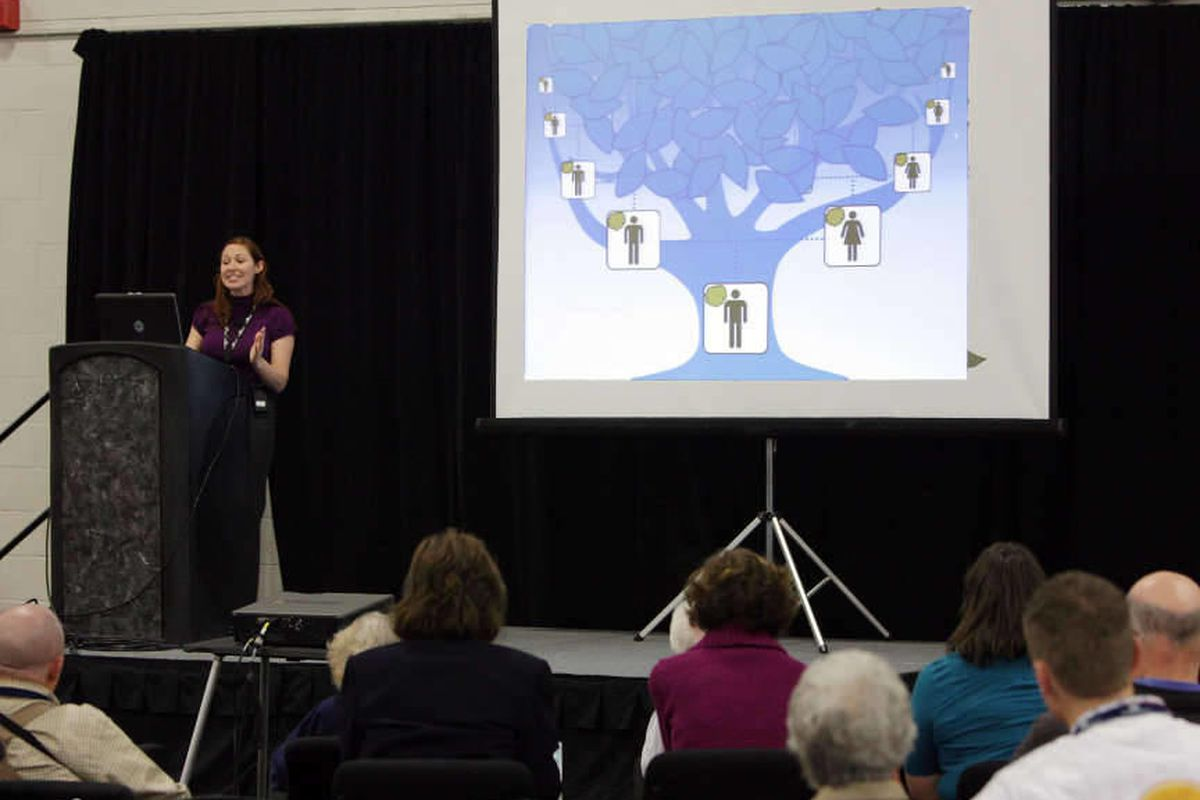 Fifteen sessions of the RootsTech family history and technology conference this year will be broadcast live online at RootsTech.org.