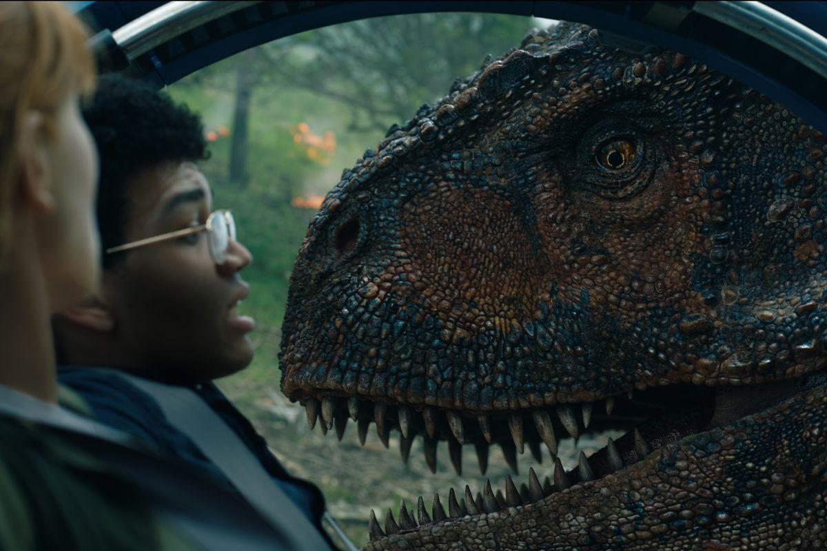 8410c743 Jurassic World: Fallen Kingdom set up a bizarre plot twist it never  delivered