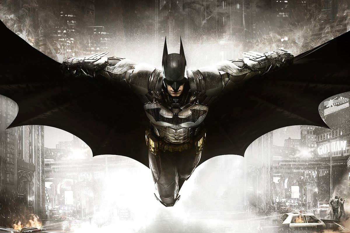 Batman: Arkham Knight coming to PS4, Xbox One, PC in 2014 ...