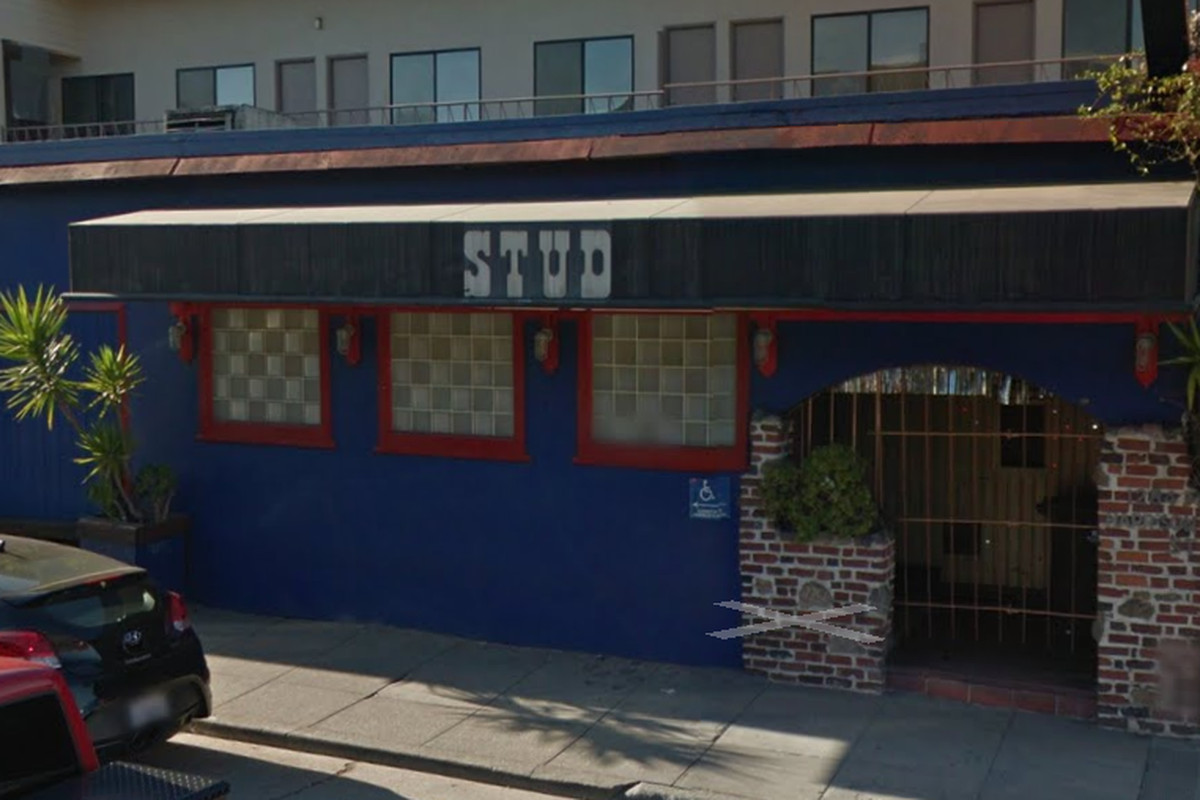 Exterior of The Stud in SoMa