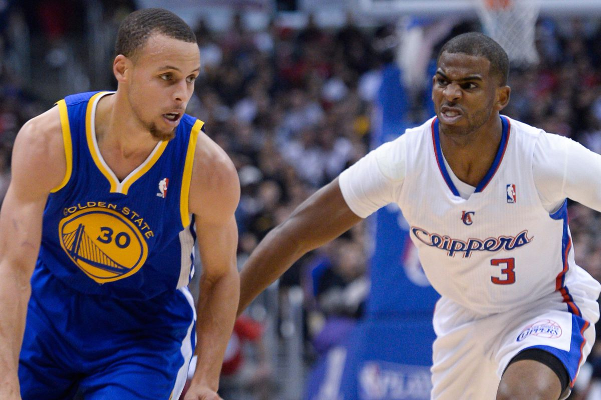 150cba6263b Stephen Curry or Chris Paul  Who is the NBA s best point guard ...
