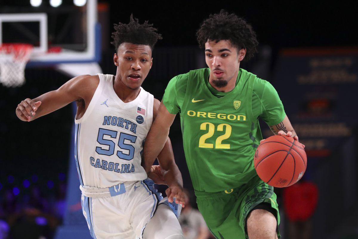 NCAA Basketball: Battle 4 Atlantis-Oregon vs North Carolina
