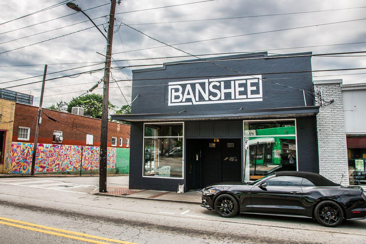 Banshee in East Atlanta Village