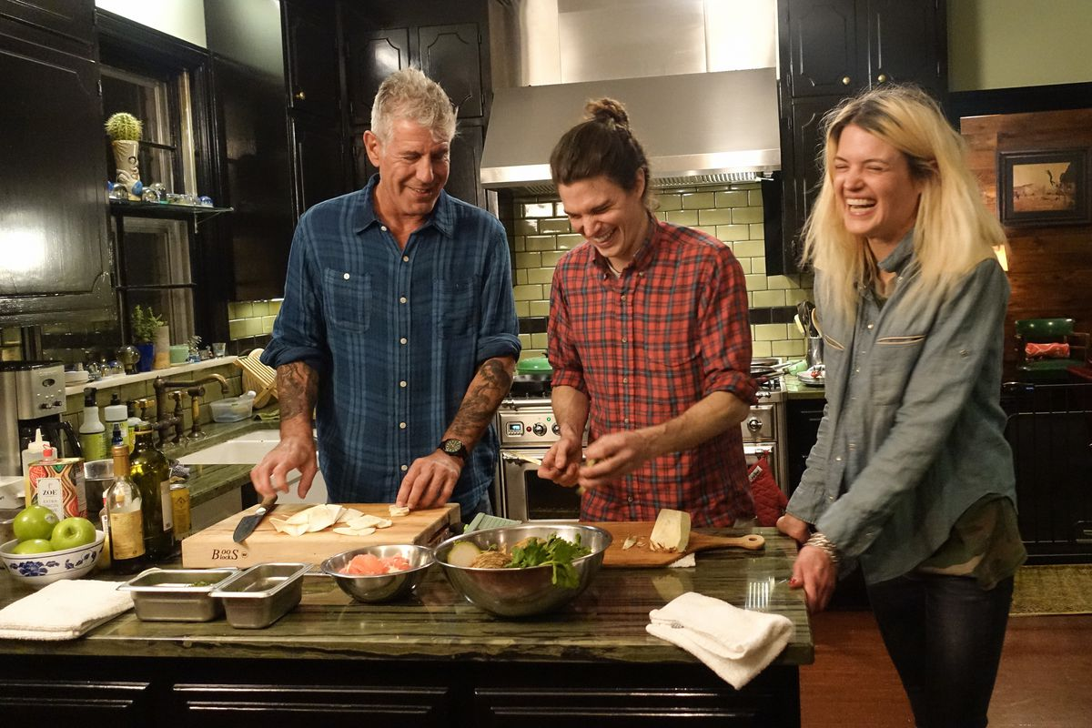 Anthony Bourdain: Parts Unknown' in Nashville: Just the One-Liners