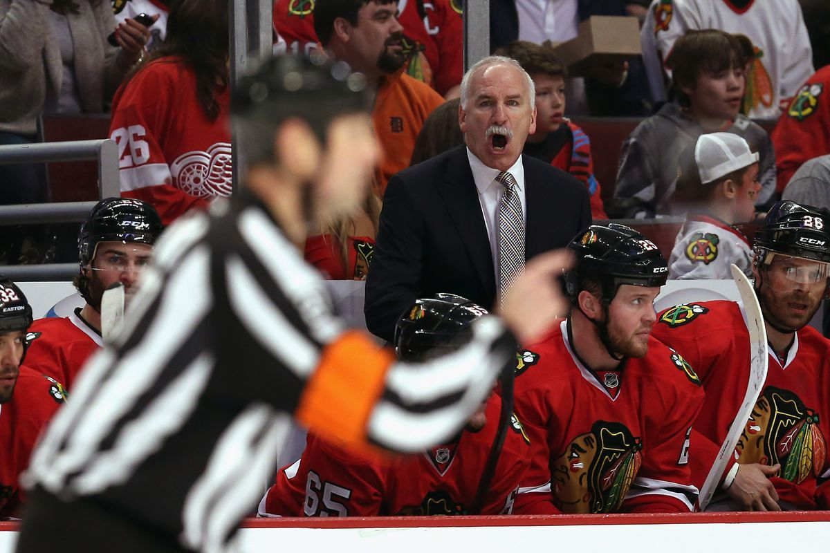 The NHL is still trying to figure out how implement expanded video reviews.