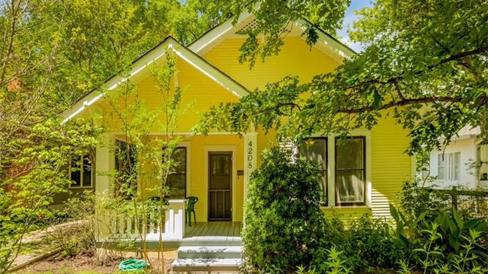 Cheery Hyde Park Bungalow Seeks 450k Curbed Austin