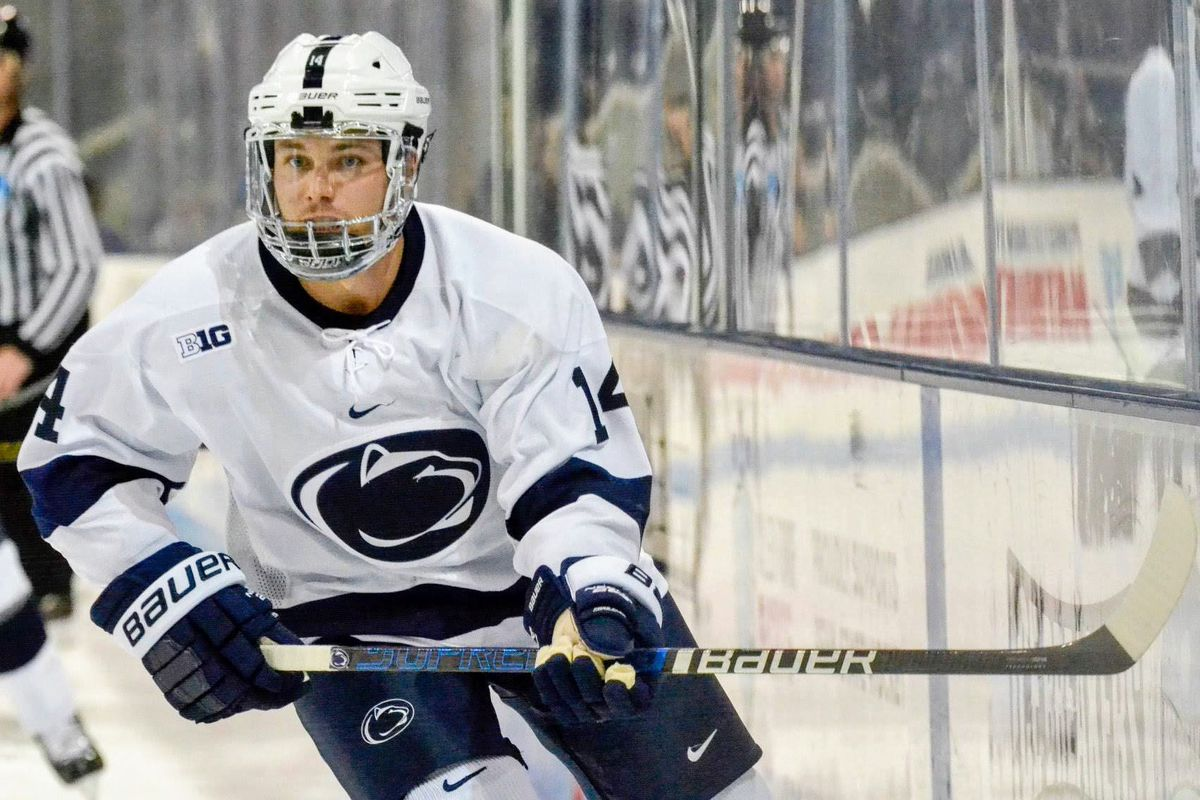 Penn State Wins 6-3, Gets Sweep In Minnesota