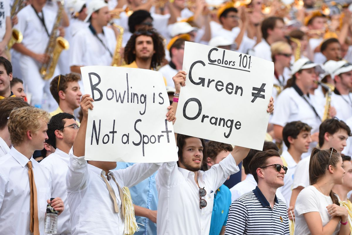 NCAA Football: Bowling Green at Georgia Tech