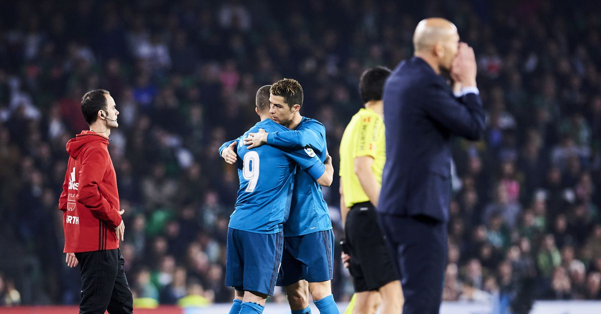 Tactical Review: Real Betis 3