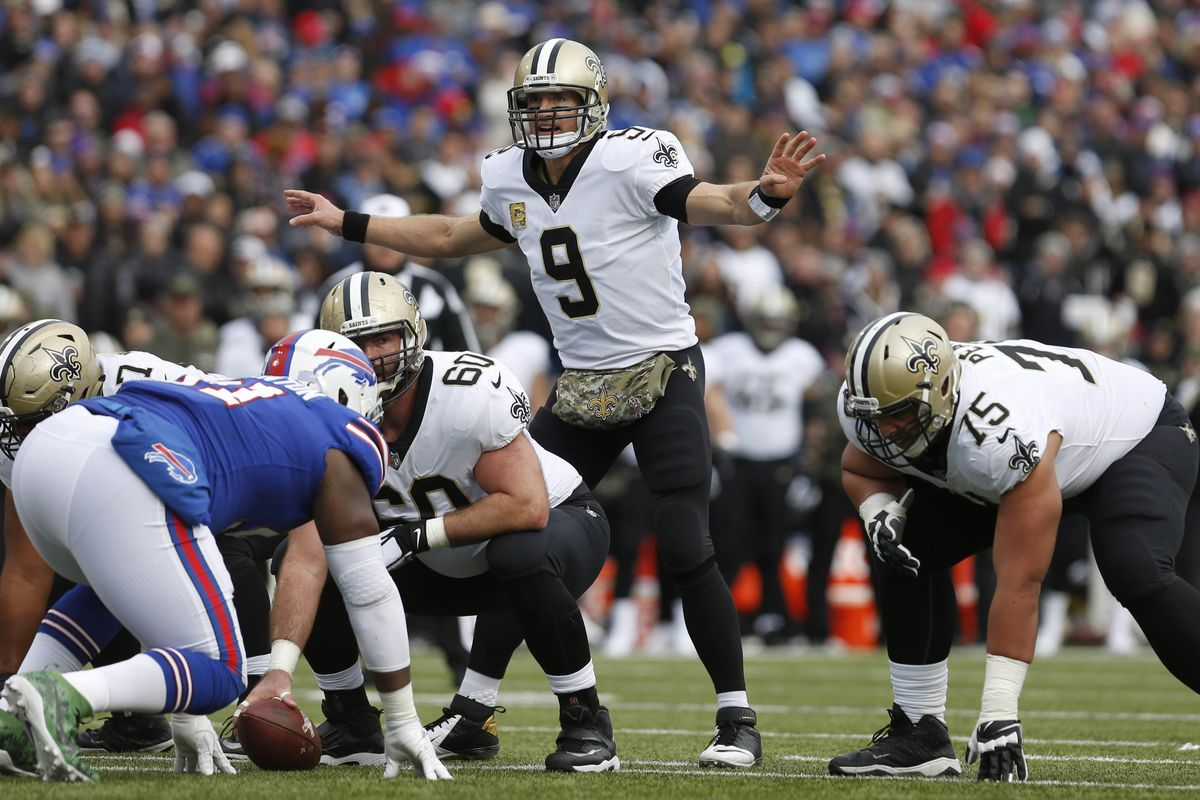 Saints flexed to late afternoon slots in Weeks 12 and 13