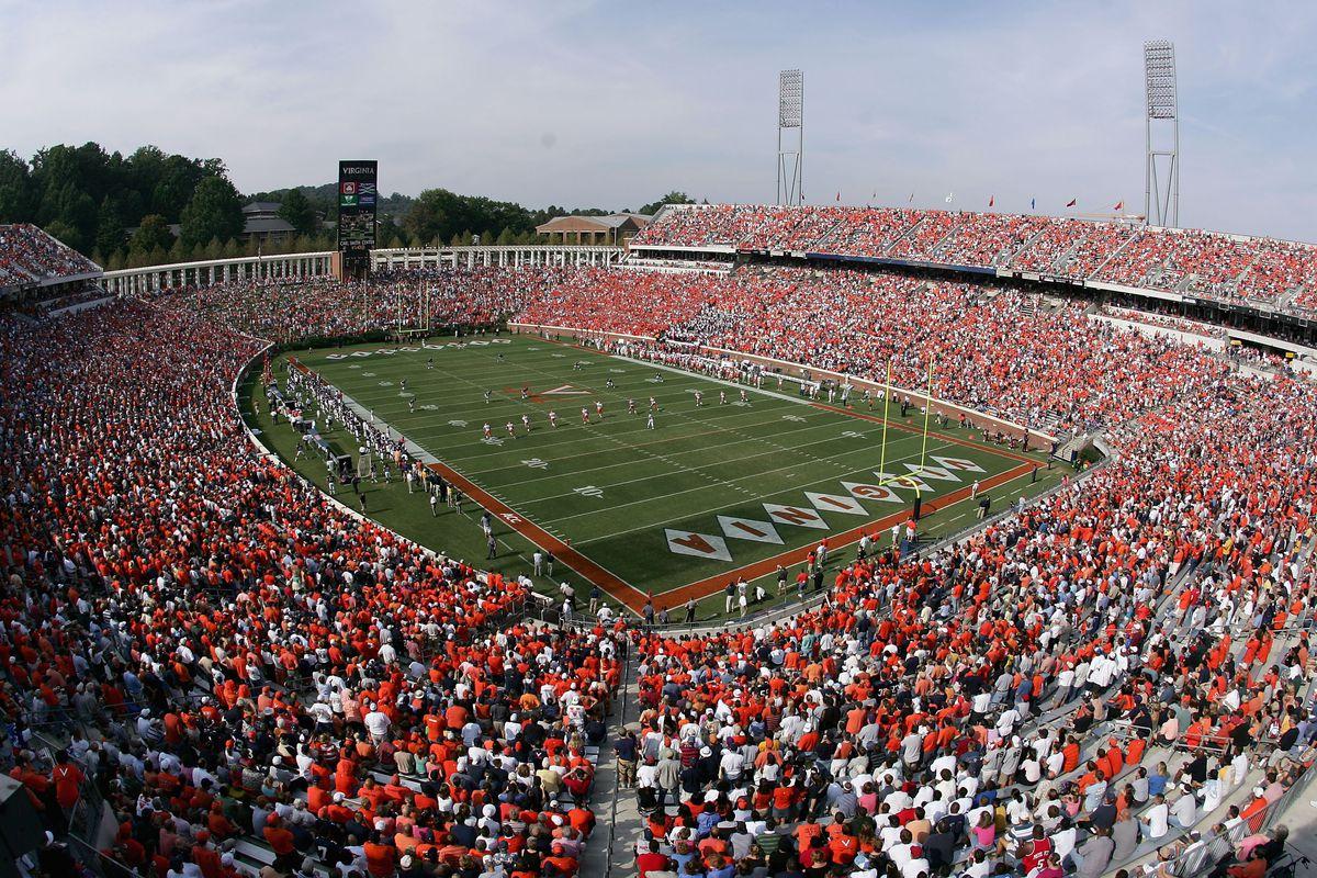 Syracuse v Virginia