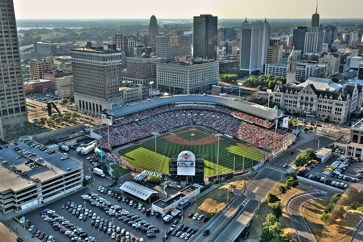 Coca Cola Field, Home of the Bisons