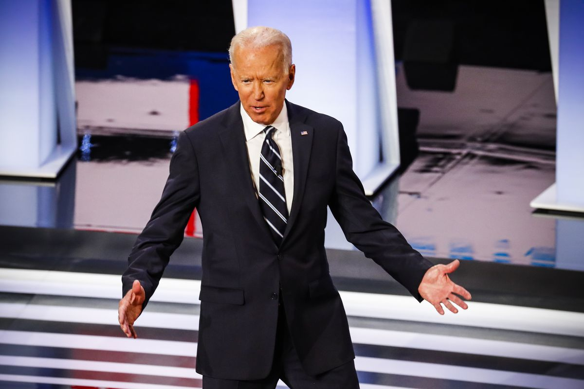 Joe Biden is using Barack Obama as his 2020 guardian angel