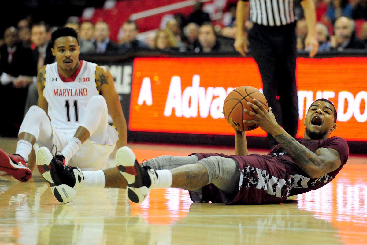 NCAA Basketball: North Carolina Central at Maryland
