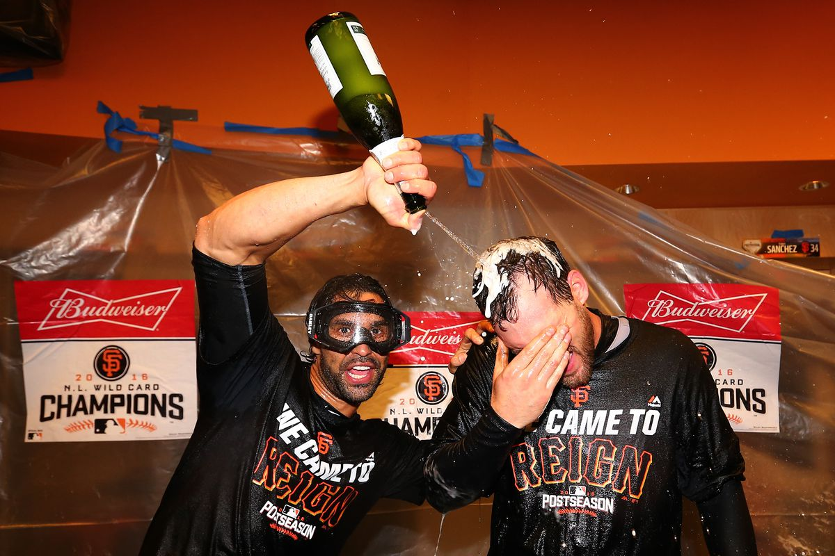 National League Wild Card Game: San Francisco Giants v. New York Mets