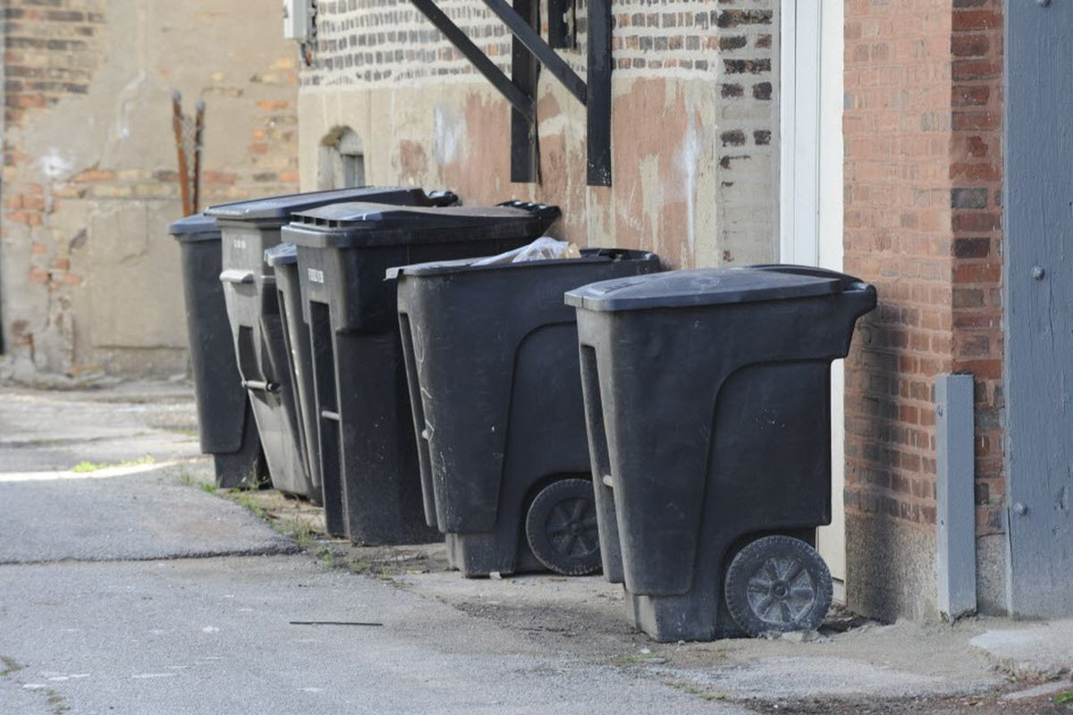 Chicago garbage: study of trash pickup could offer ways to boost recycling, Lightfoot hopes