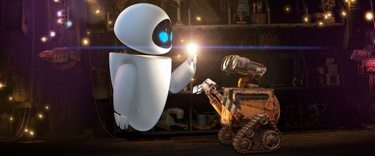 EVE and WALL-E