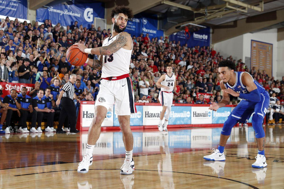 NCAA Basketball: Maui Invitational-Duke at Gonzaga