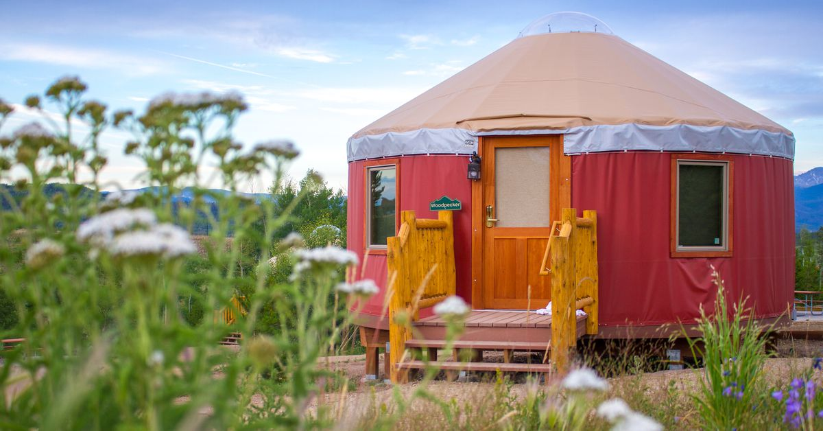 Glamping Best Yurts To Rent Right Now Curbed