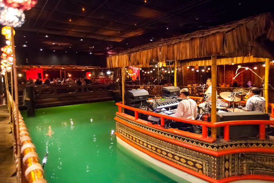 The Tonga Room Thursday 10 P M Eater Sf