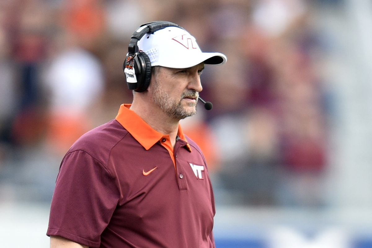 The Old and the New  VT Coaching Staff Orders of Business - Gobbler ... a8f66c9d2