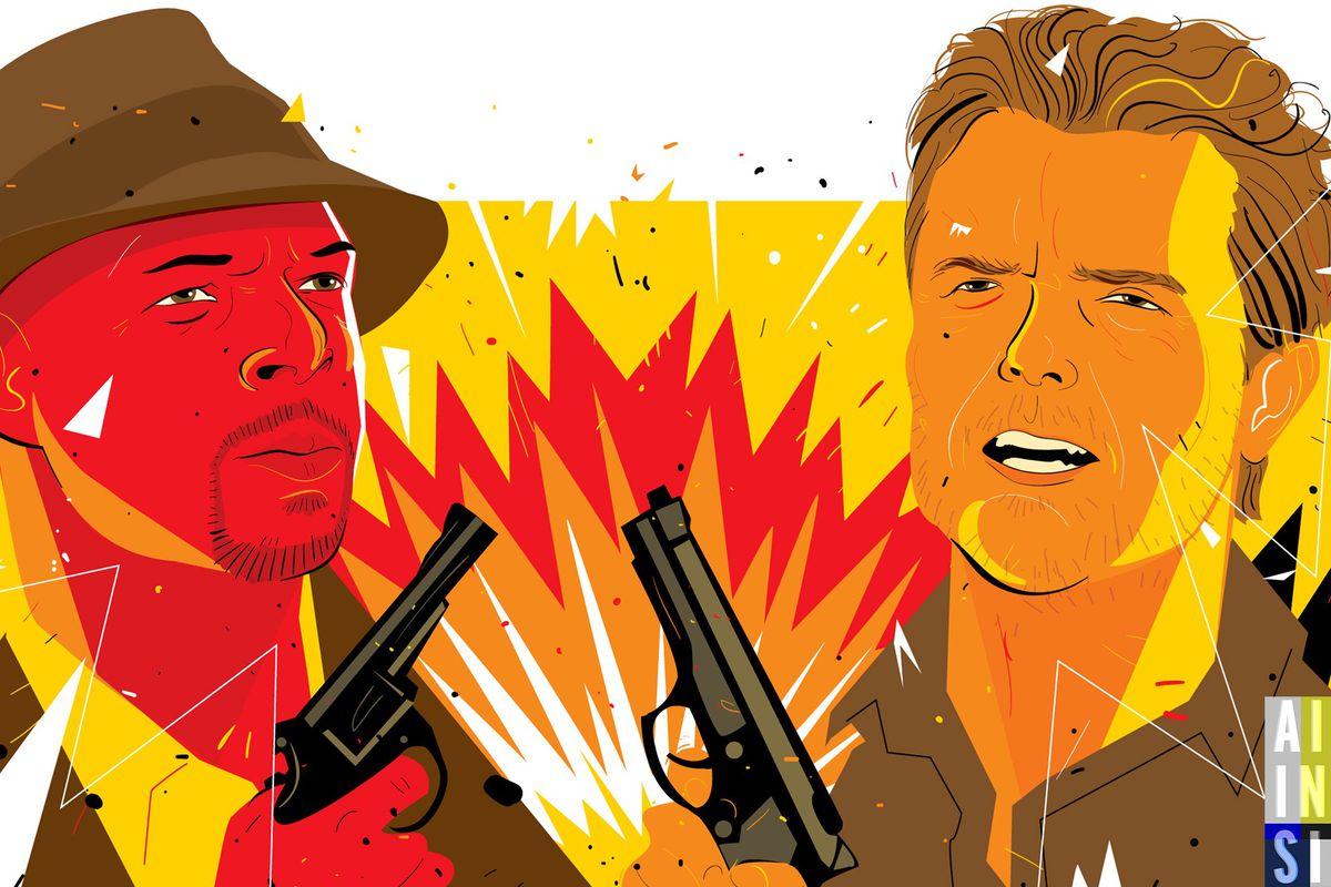 Brian Taylor illustration