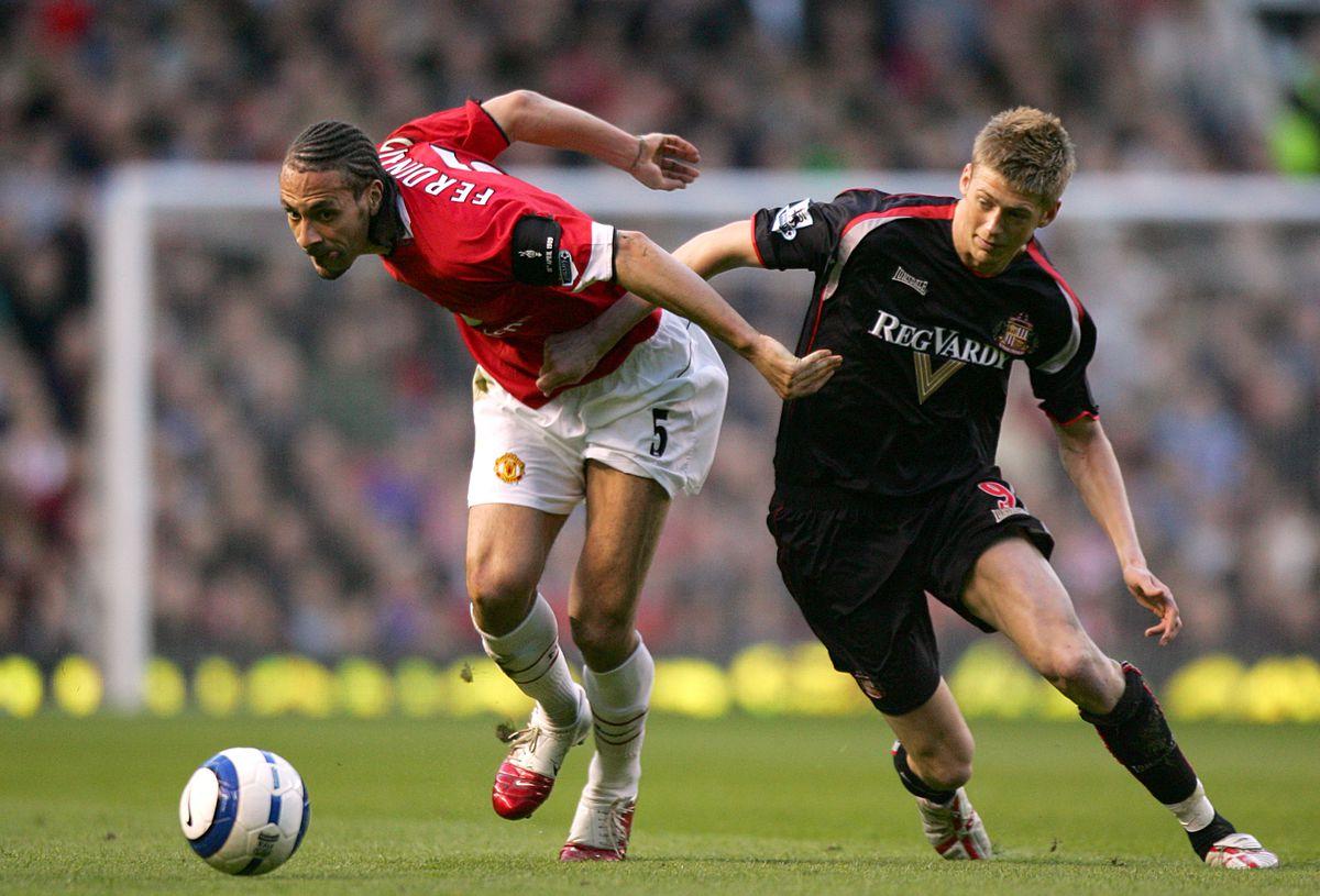 Soccer - FA Barclays Premiership - Manchester United v Sunderland - Old Trafford