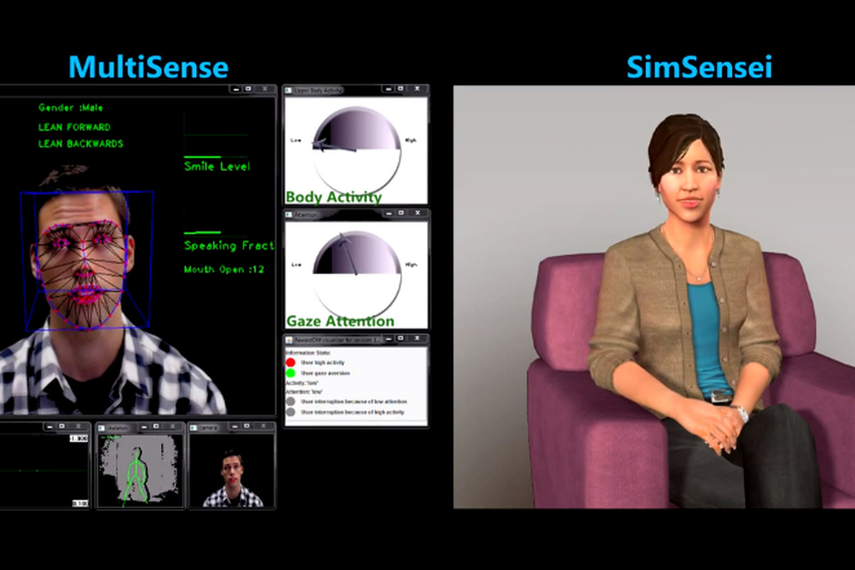Kinect-powered SimSensi can diagnose depression by tracking