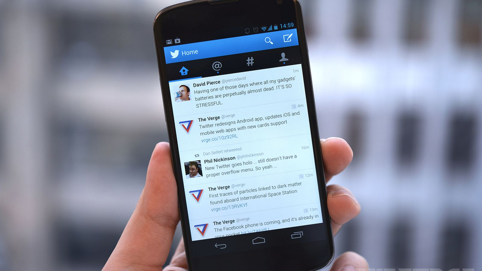 Twitter redesigns Android app, updates iOS and mobile web apps with