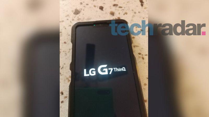LG presentará el teléfono G7 ThinQ a principios de mayo
