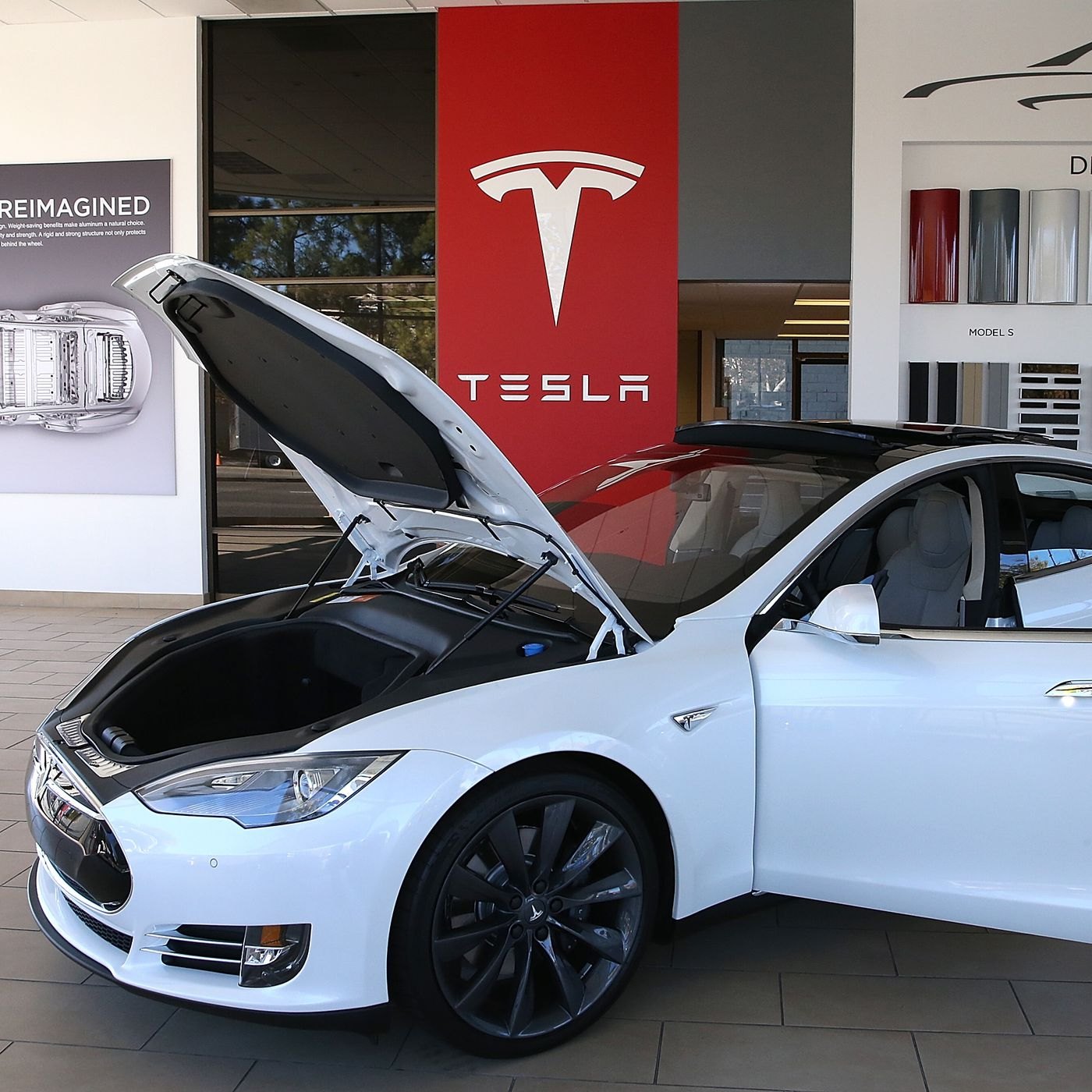 The Car Company >> How Tesla Surpassed Gm And Ford To Become America S Most