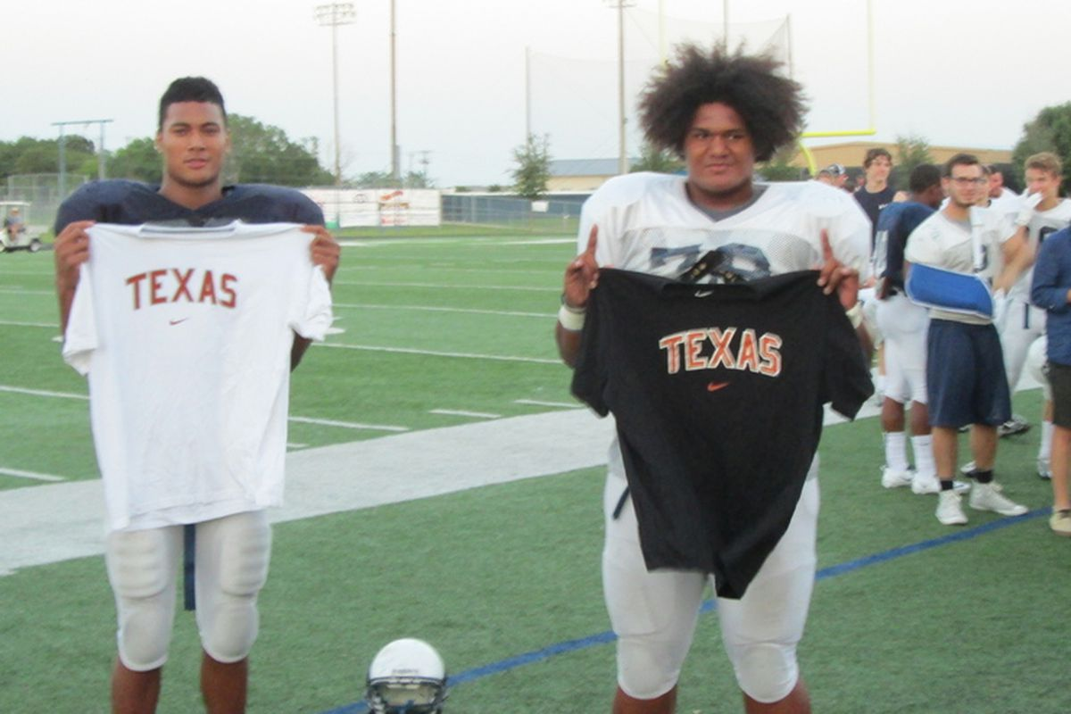 Sione and Maea Teuhema following their commitment