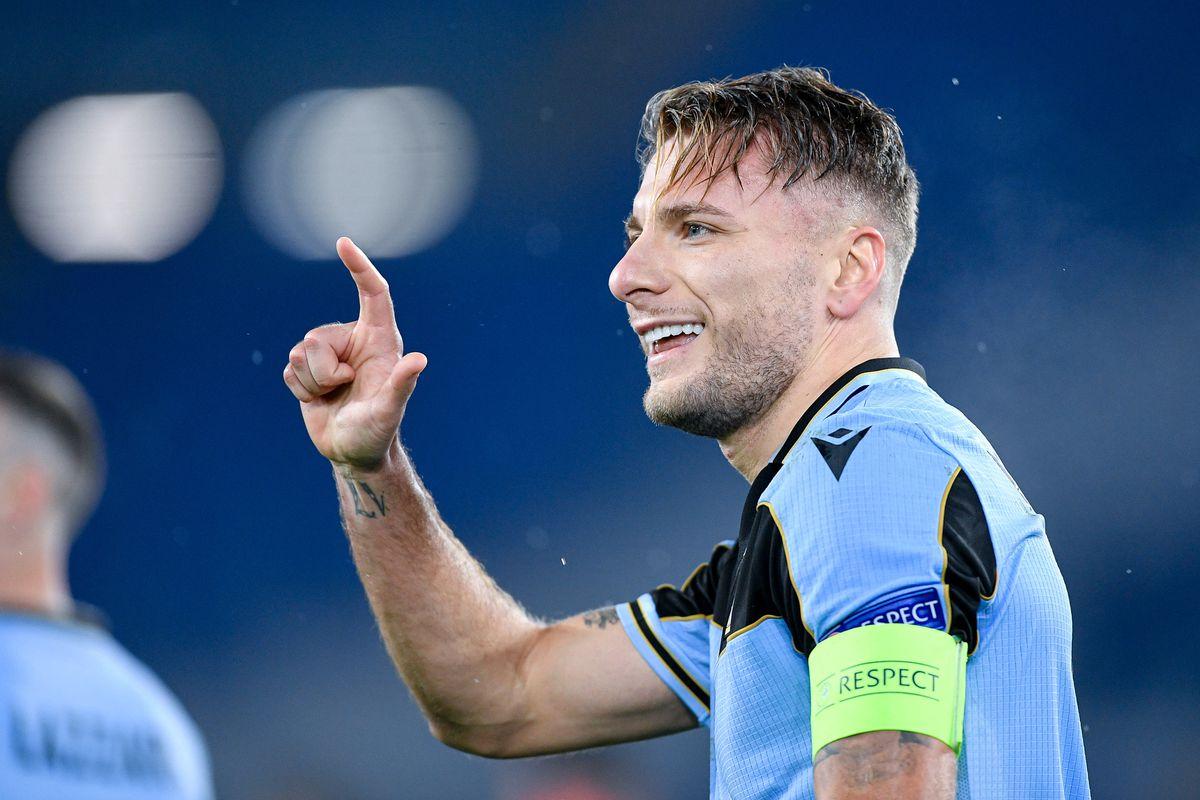 SS Lazio v Club Brugge - UEFA Champions League Group F