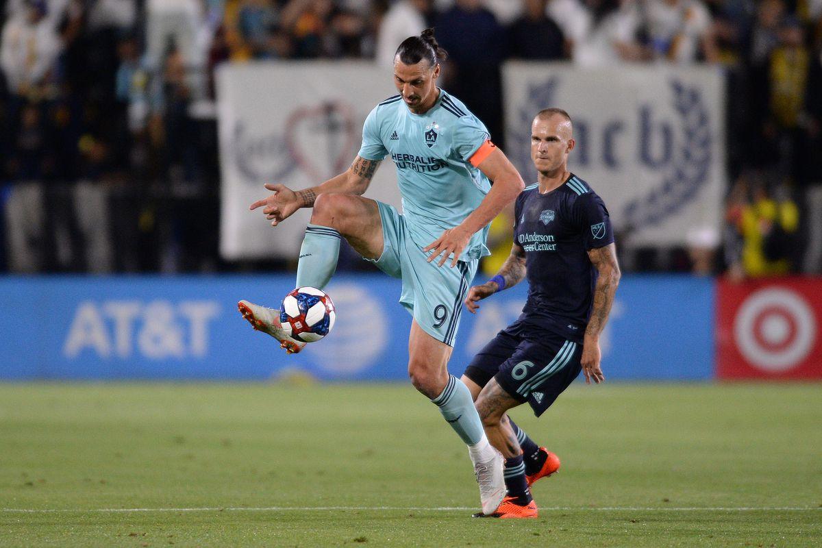 MLS: Houston Dynamo at LA Galaxy