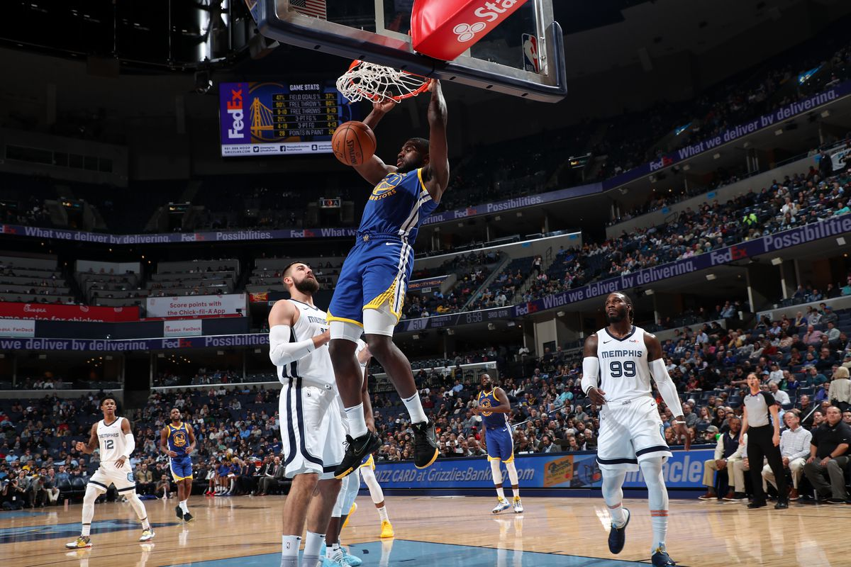 Draymond Green and Eric Paschall lead Warriors past Grizzlies
