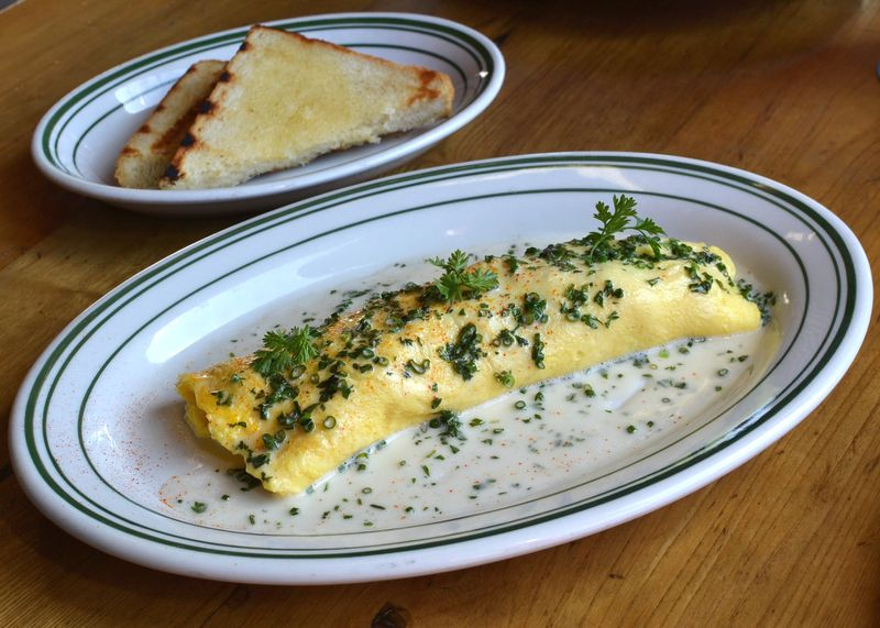 Omelette Los Angeles