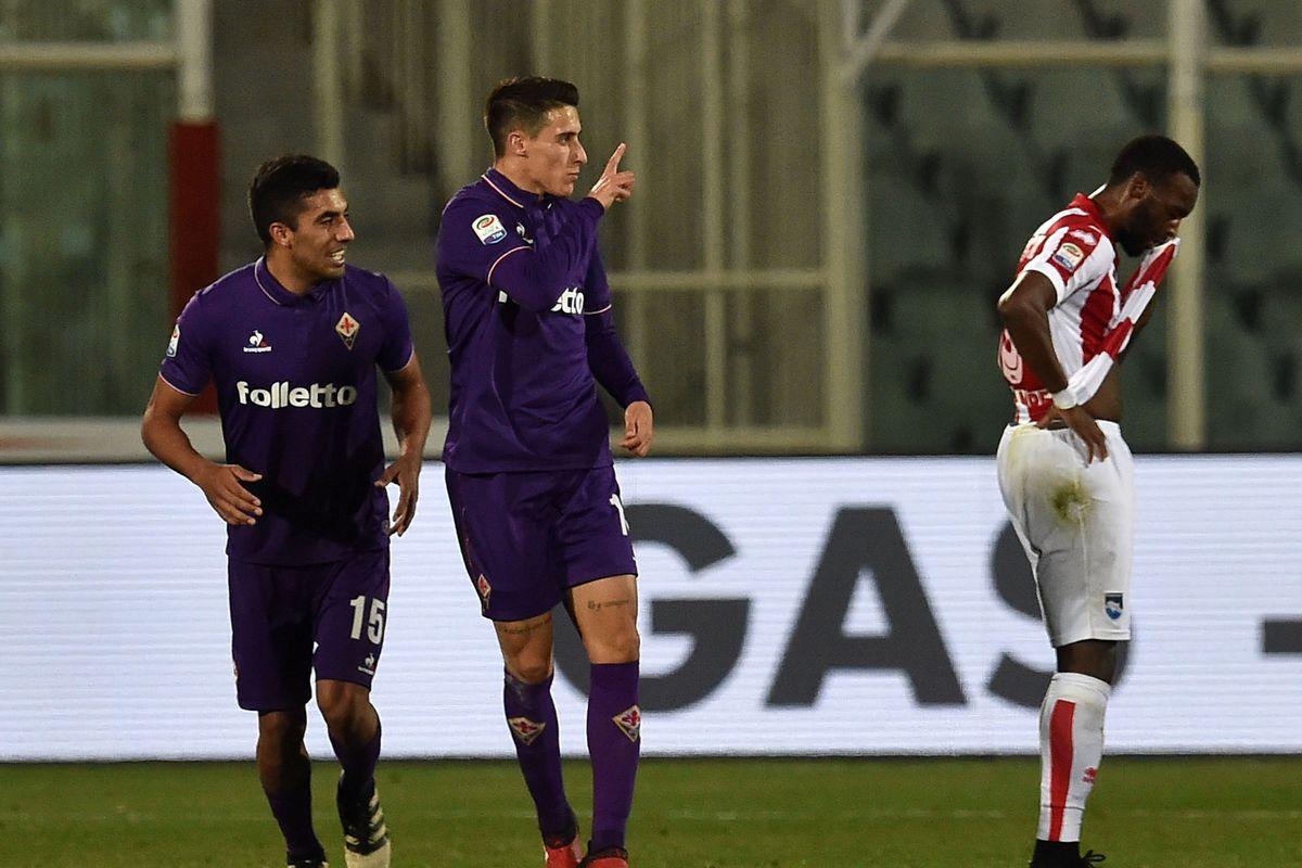 Pescara Calcio v ACF Fiorentina - Serie A