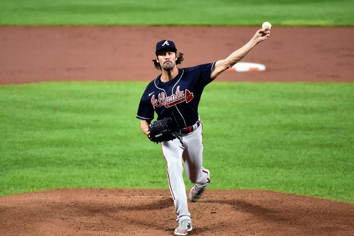 MLB: Atlanta Braves at Baltimore Orioles