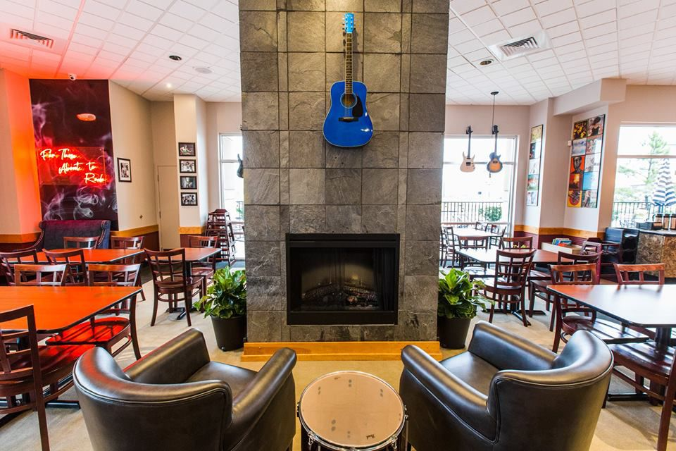 this new katy cafe serves up sandwiches accompanied by live music eater houston. Black Bedroom Furniture Sets. Home Design Ideas